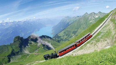 Des trains pas comme les autres- Suisse