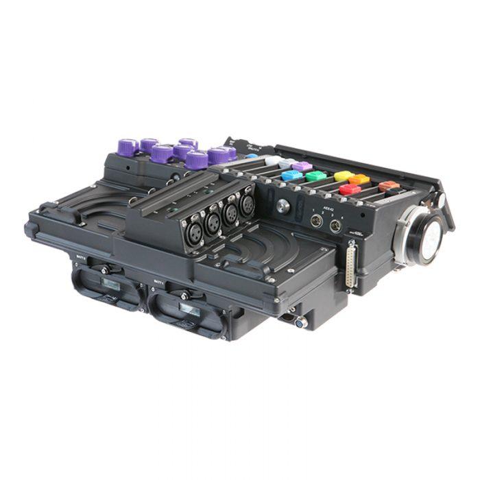 AATON DIGITAL CANTAR X3-BACk