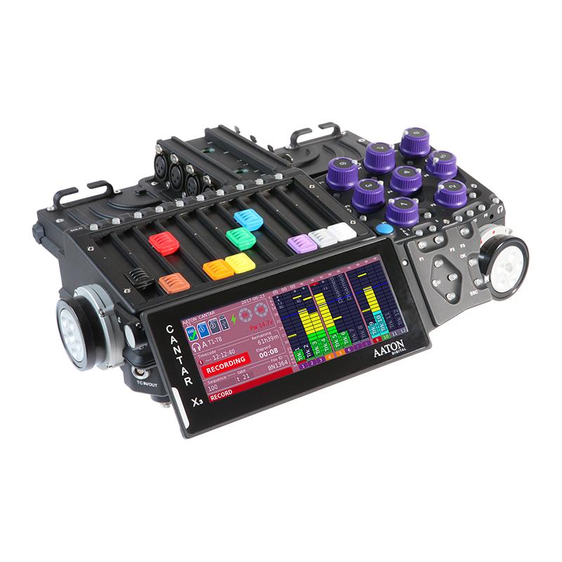 AATON DIGITAL CANTAR X3