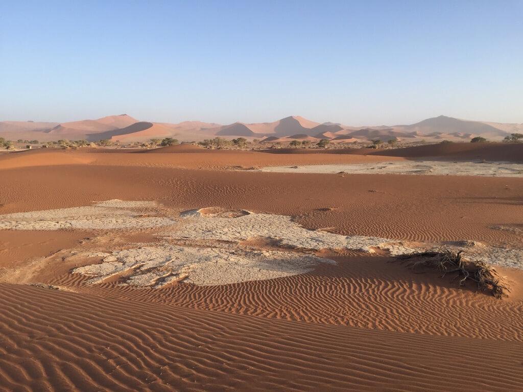 Des trains pas comme les autres - Namibie