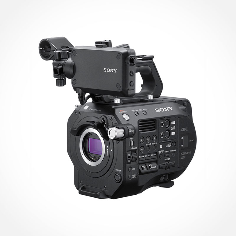 Camescope Grand capteur SONY PXW FS7