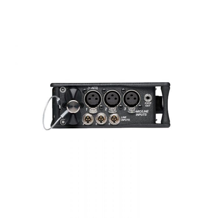 SOUND DEVICES 633-INPUTS