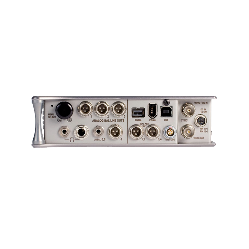 SOUND DEVICES 788T-OUTPUTS