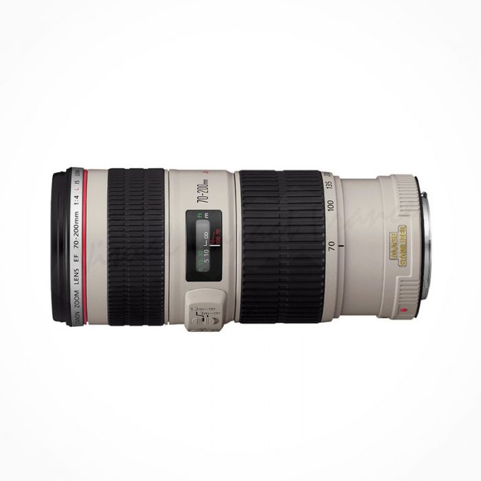 CANON EF-S zoom 70 mm-200 mm