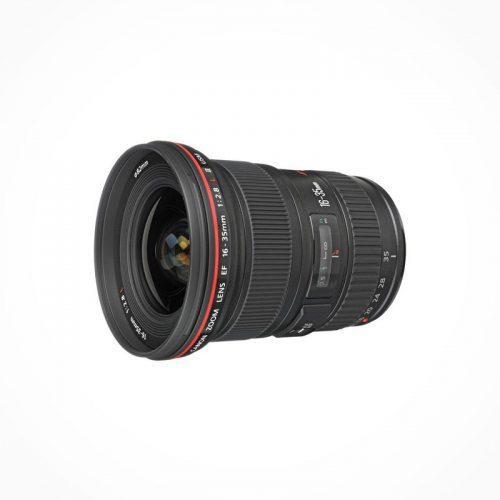 Canon EF Objectif 16-35 mm f/2.8 L II USM