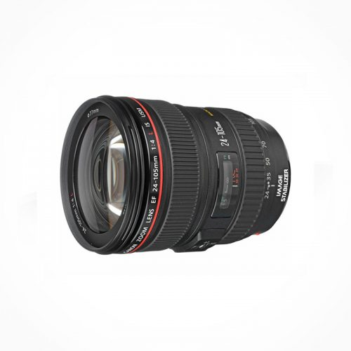 CANON EF-S zoom 24 mm-105 mm