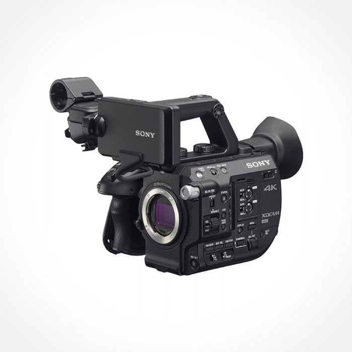 Camescope Grand capteur SONY PXW FS5