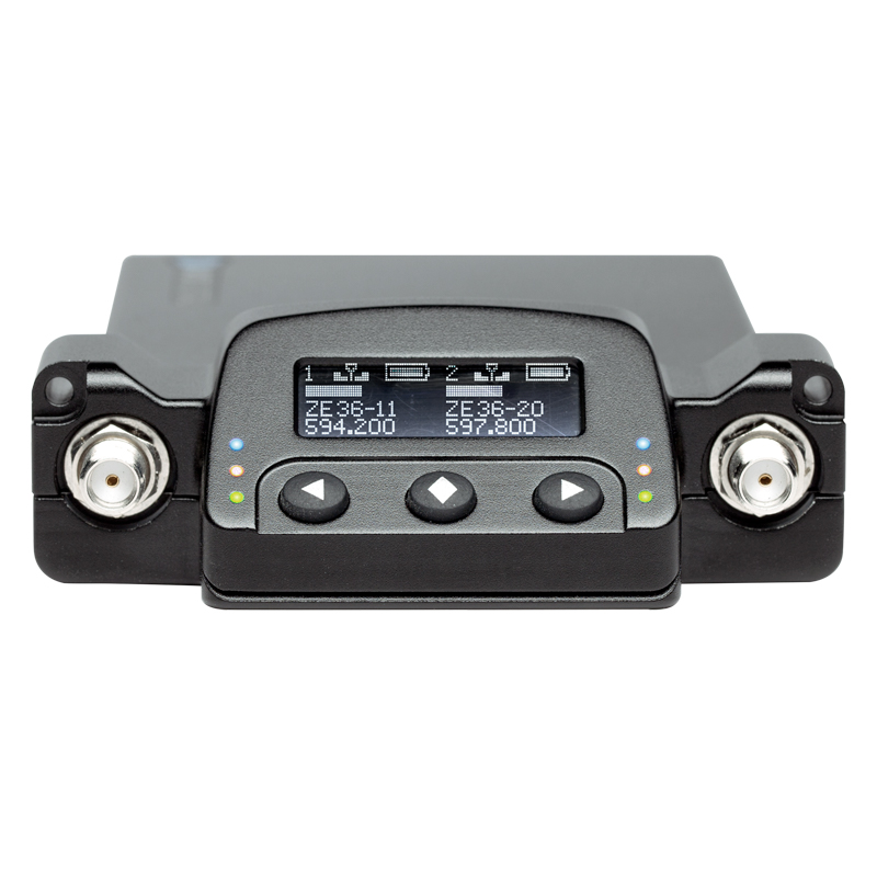 AUDIO LIMITED A10-RX DISPLAY