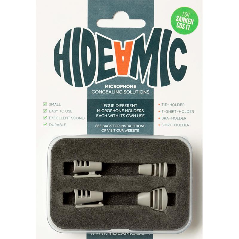 Hide A Mic Set Cos11-Grey
