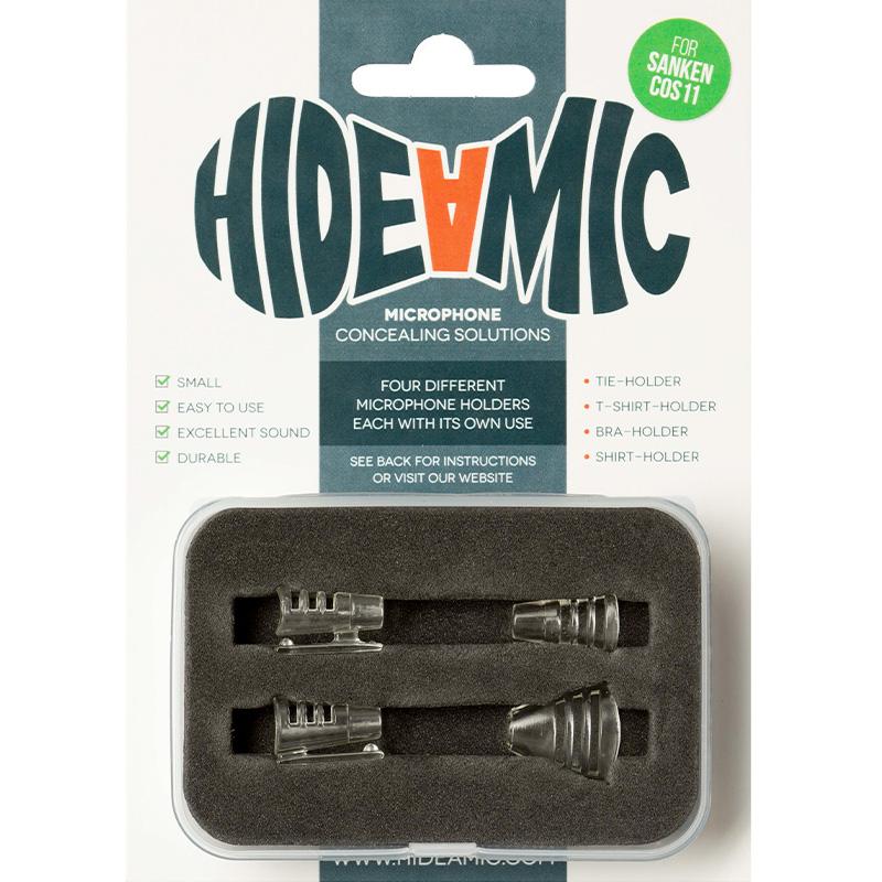 Hide A Mic Set Cos11-Transparent