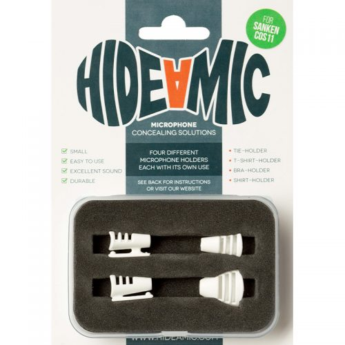 Hide A Mic Set Cos11-White