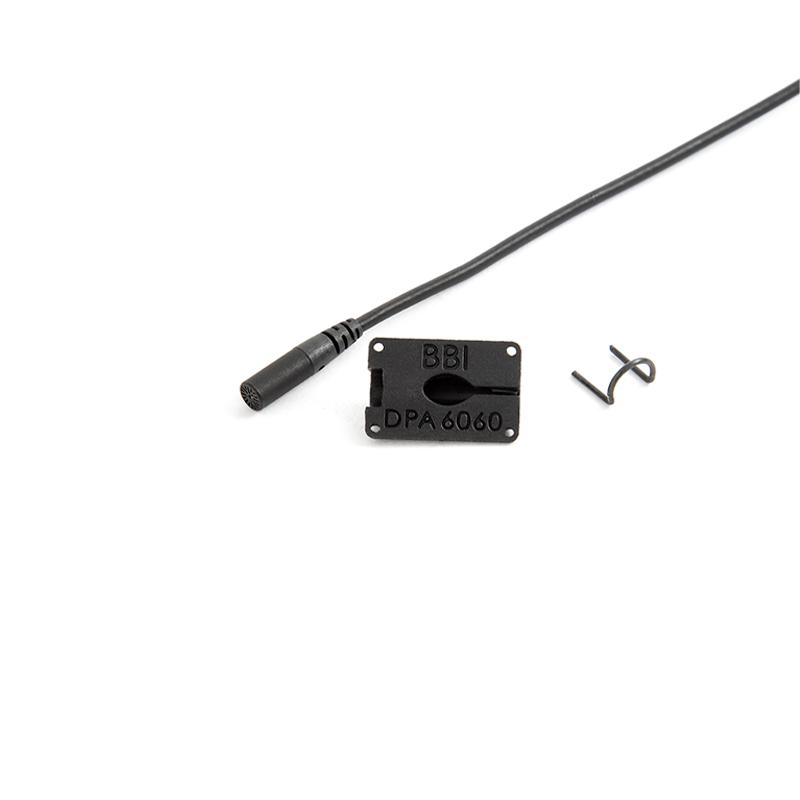 Lav Concealer DPA-6060-parts