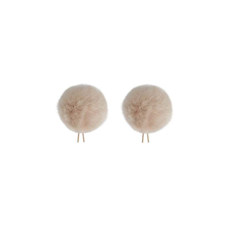 Twin Windbubbles-beige