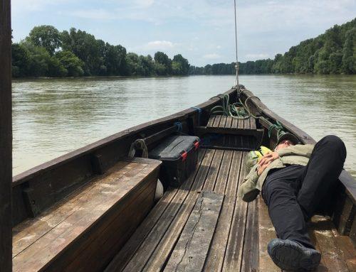 Au bout c'est la mer : La Garonne