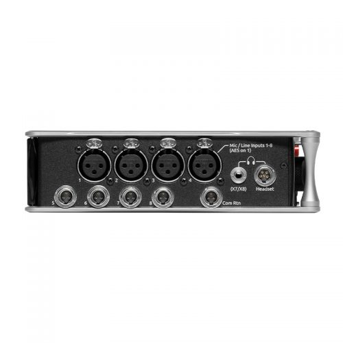 SOUND DEVICES 888 left side