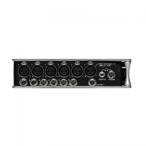 SOUND DEVICES SCORPIO left side