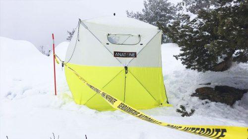 Tente neige logo Anatone