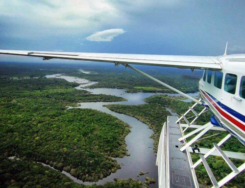 Les avions du bout du monde – Brésil, le gardien de l'Amazonie