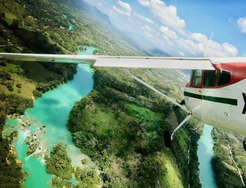 Les avions du bout du monde – Mexique, le semeur de forêts